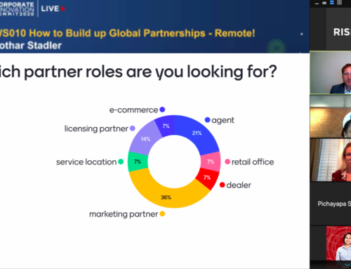 Building up Global Partnerships – Remote!