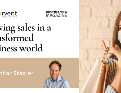 Driving sales in a transformed business world